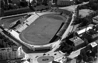 1946 European Athletics Championships - Bislett stadion in Oslo, Norway, 1948