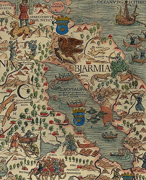 File:Bjarmaland,Carta Marina.jpg