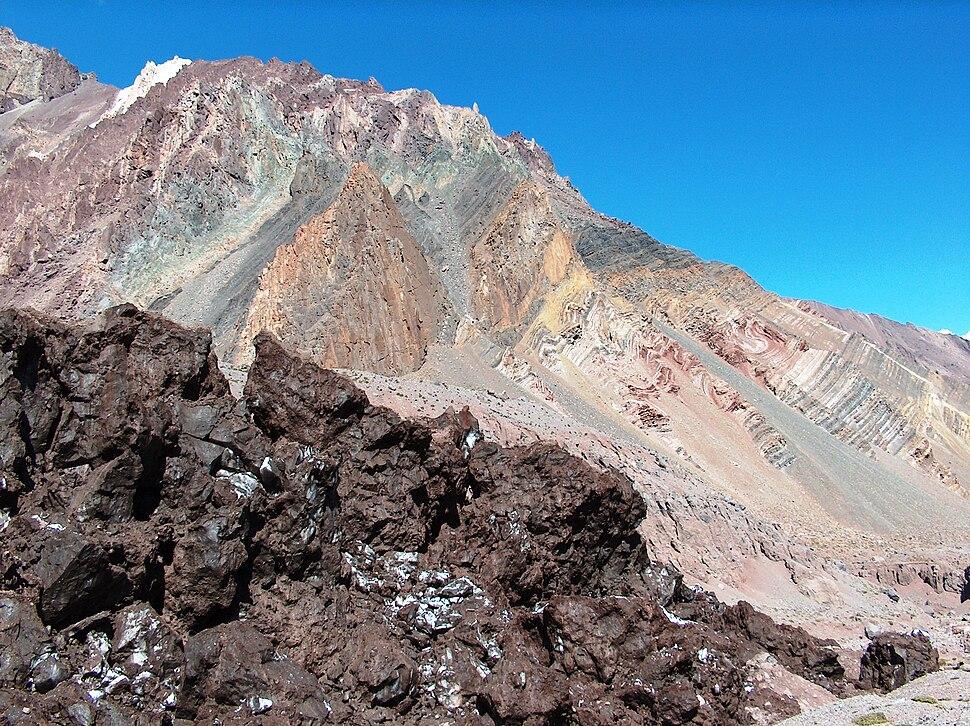 Black-Glacier
