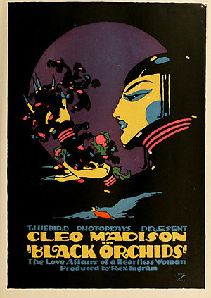 Black Orchids (film) - Film poster