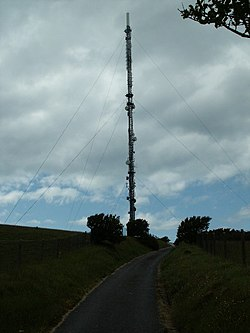 Blaenplwyf TV Transmitter - geograph.org.uk - 18862.jpg