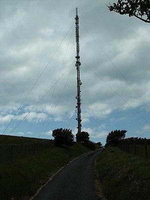 Blaenplwyf transmitting station - Image: Blaenplwyf TV Transmitter geograph.org.uk 18862