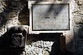 Blejski grad Inschrifttafel 01092008 04.jpg