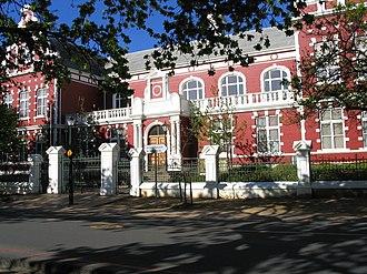 Stellenbosch University - Stellenbosch University Museum