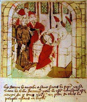 Servatius of Tongeren