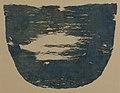 Blue Kerchief from Tutankhamun's Embalming Cache MET 09.184.217.jpg