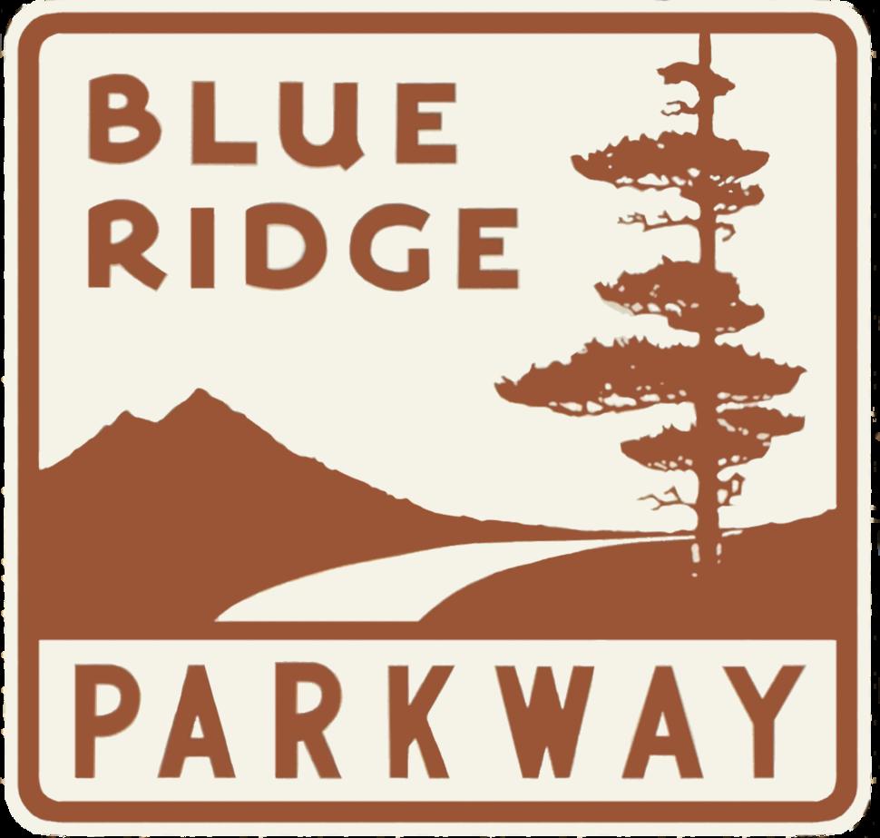 Blue Ridge Parkway shield