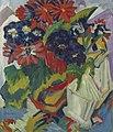 Blumentopf und Zuckerdose; Blumen.JPG