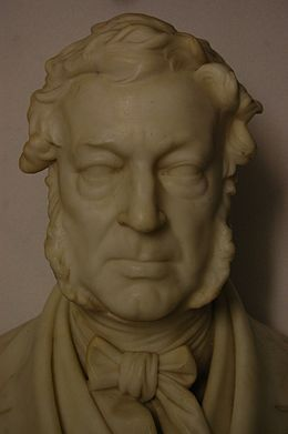 Blythe House, Science Museum 18 - bust of A Siebe.JPG