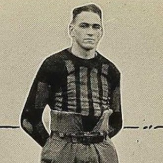 1925 College Football All-Southern Team - Bob Rives of Vanderbilt.