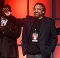 Bob Golic Cleveland Browns New Uniform Unveiling (17152677612).jpg