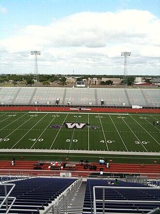 Weslaco High School - Bobby Lackey Stadium