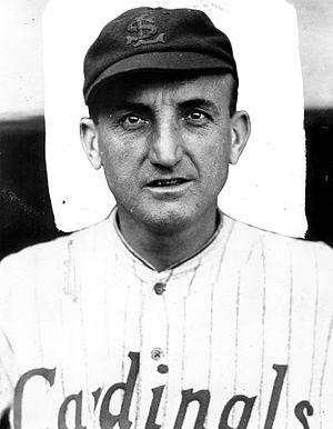 Bobby Wallace (baseball) - Image: Bobby Wallace Cardinals