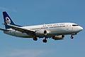 Boeing 737-3K2, Air New Zealand JP6828990.jpg
