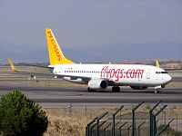 TC-CPI - B738 - Pegasus Airlines