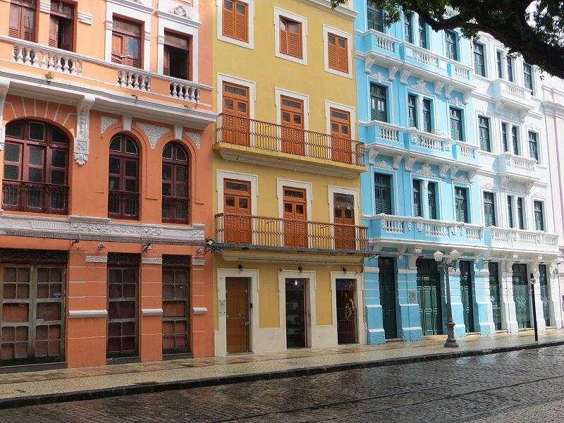 Lugares turísticos de Recife