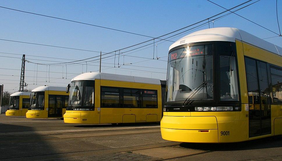 Bombardier Flexity Berlin
