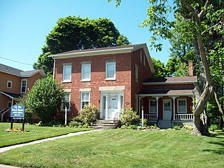 Col. William M. and Nancy Ralston Bond House United States historic place