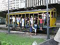 Bondinho de Santa Teresa na Estação Carioca 02.jpg