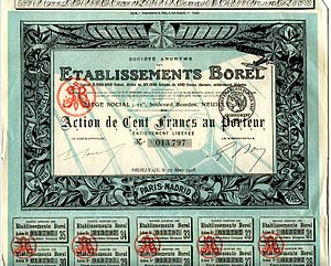 Conversion (law) - Stock certificates, bonds and commercial paper can be the subject of an action in conversion