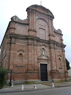 Borgo Virgilio Comune in Lombardy, Italy