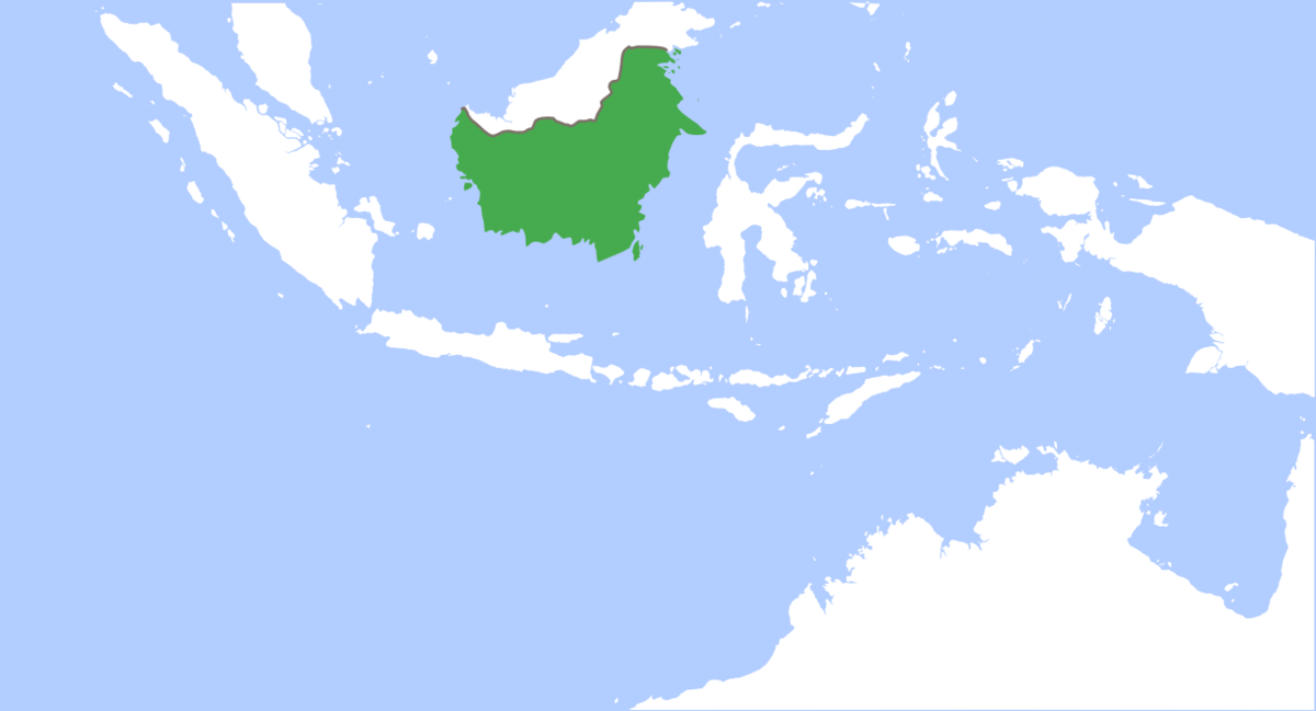 kalimantan utara wikipedia bahasa indonesia