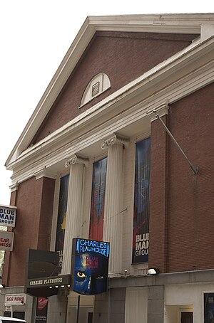 Charles Playhouse - Image: Boston MA Charles Playhouse