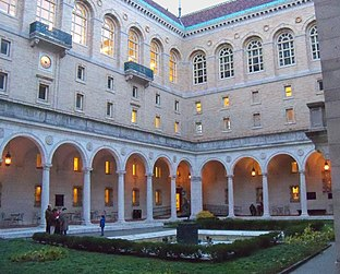 Boston Public Library 7