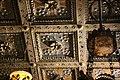 Bottega di Luca della Robbia, soffitto mosaicato della cappella dell'annunziata, 1447-48, 03.jpg