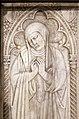 Bottega di andrea orcagna, lastra tombale di lapa Acciaiuoli, 1385-90 ca. 02.jpg