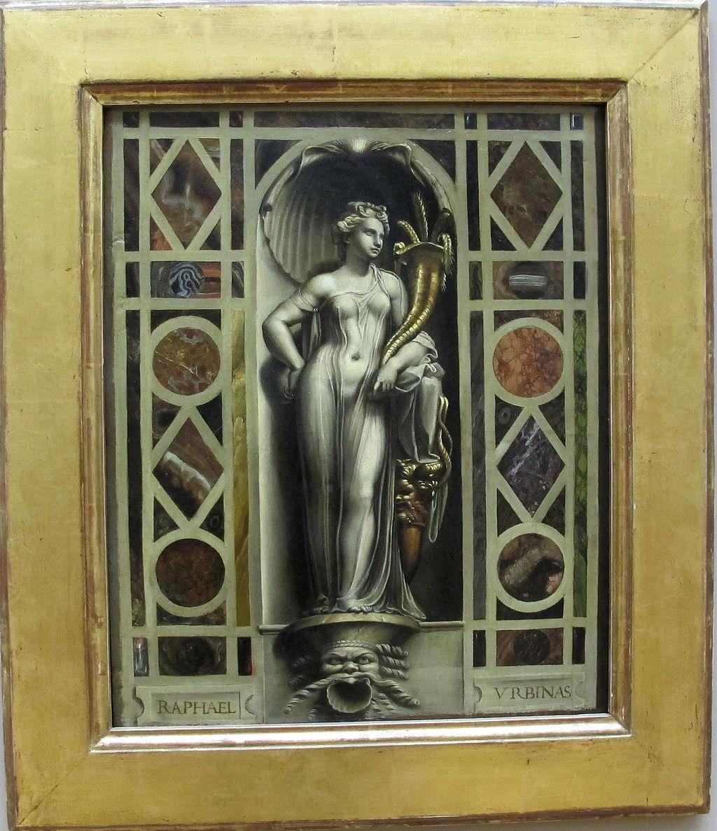 Bottega di raffaello (o giulio romano), cerere o l'abbondanza, 1525 ca..JPG