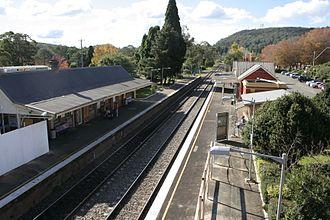Bowral - Bowral Railway Station