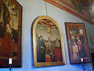 Castello Orsini-Odescalchi - Artwork