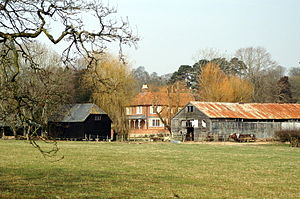 Braishfield - Image: Braishfield Hampshire