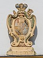 Bramberg Kirche Wappen P4RM2196.jpg