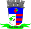 Official seal of 'Barro Alto