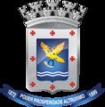 Brasão da Prefeitura de Campo Grande, Mato Grosso do Sul, Brasil (CMYK).png