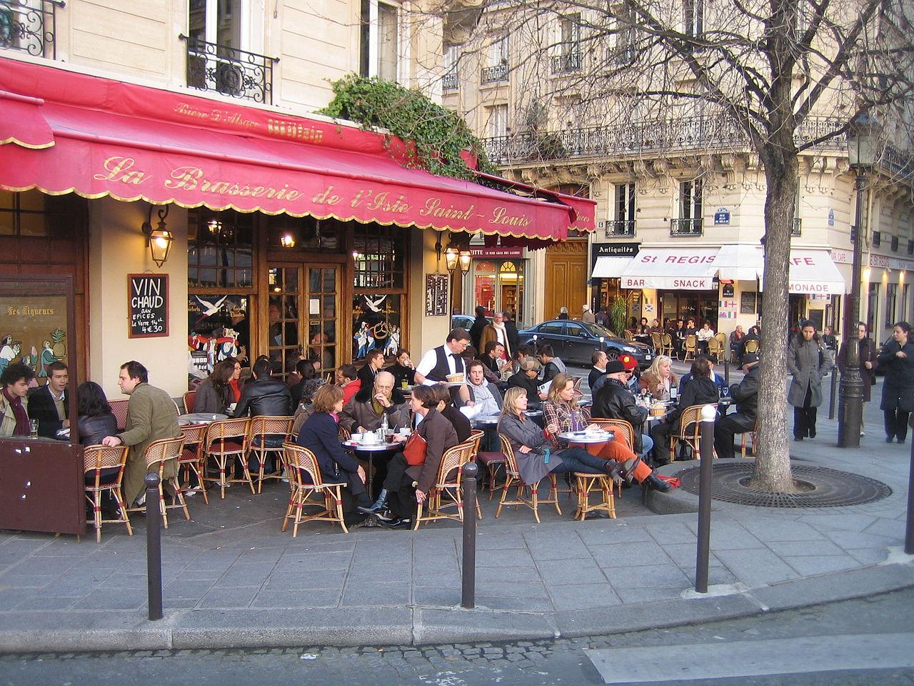 Cafe De L Espalnade