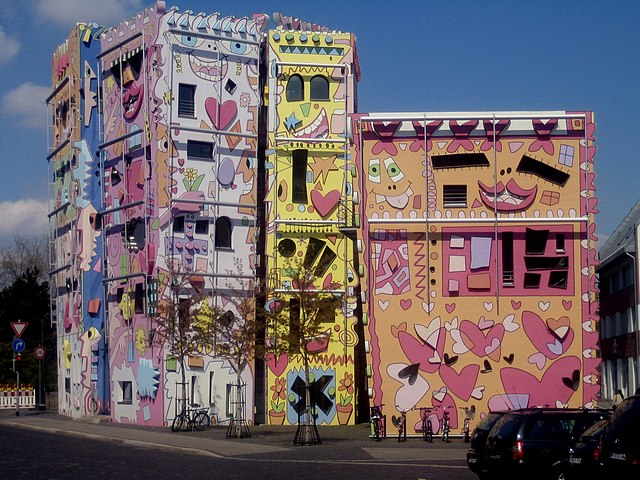 Image Result For James Rizzi Images