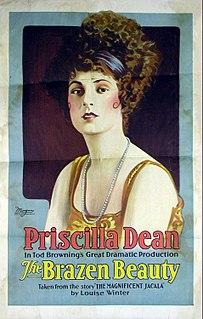 <i>The Brazen Beauty</i> 1918 film