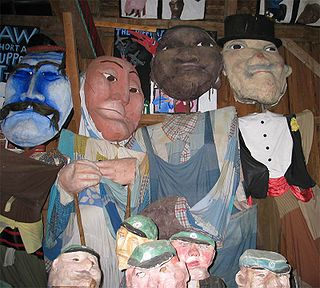 Bread and Puppet Theater theatre company