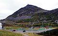 Breidablikk stadion in Rypefjord, Hammerfest 2013.jpg