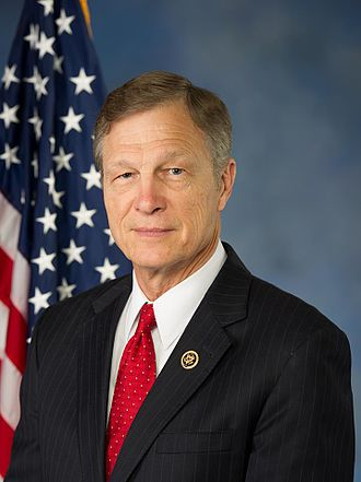Texas's 36th congressional district - Image: Brian Babin official congressional photo 2
