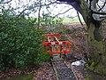 Bridge closed - geograph.org.uk - 1711980.jpg