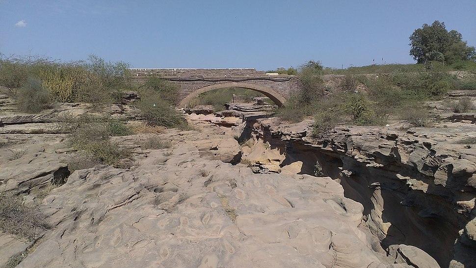 Bridge on Khari Nadi