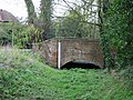 Bridge over the Nailbourne - geograph.org.uk - 753701.jpg