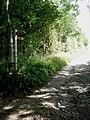 Bridleway junction at Rudston - geograph.org.uk - 1408770.jpg