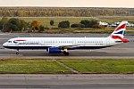 British Airways, G-MEDG, Airbus A321-231 (37679870751).jpg