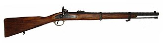 British military rifles - Pattern 1861 Enfield Musketoon
