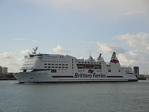 Brittany Ferries Mont St. Michel.JPG